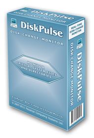 برنامج مجانى يمكنك من رصد جميع التغيرات التى حدثت على نظامك والهارد ديسك بالوقت والتاريخ DiskPulse Free 5.1.26